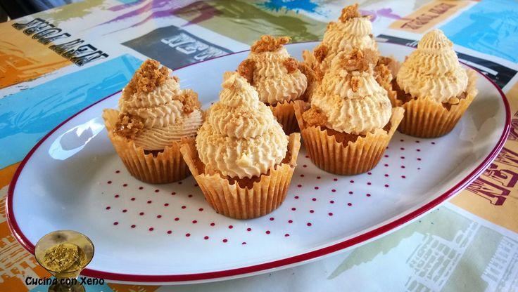 Cucina con Xeno: Cupcake alle mandorle