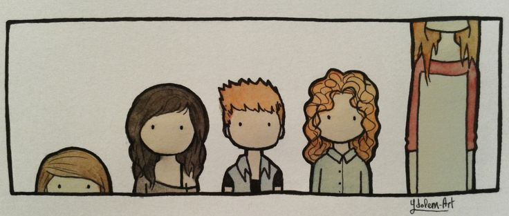 ohmigosh this is brilliant you can barely see laura and you can't even see all of danny why you got to be so tall danny