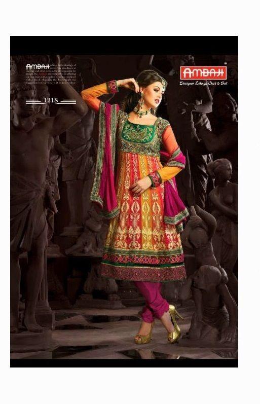 Anarkali Dress Kameez Bollywood Ethnic Suit New Salwar Indian Pakistani Designer #Tanishifashion