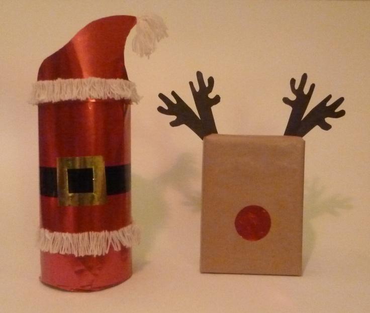45 best secret santa ideas images on pinterest creative for Secret santa craft ideas
