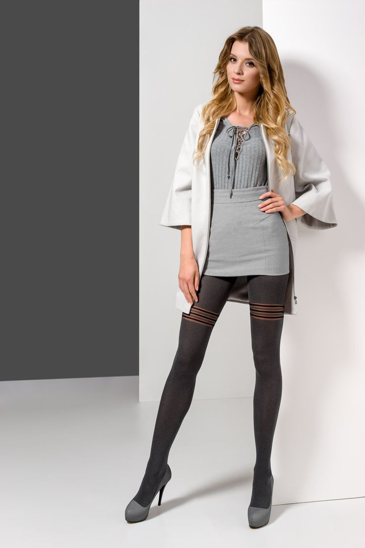 GIULIA 47 #tights #pattern #woman #legs #legwear #stockingimitation #rajstopy #wzorzyste #kobieta