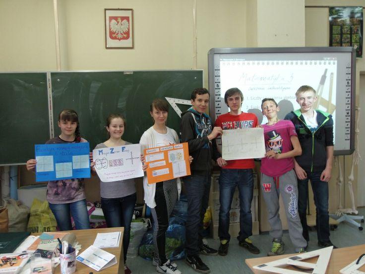 We wtorek czyli 8 kwietnia Pani Monika Kubica przeprowadziła drugą lekcję odwróconą: Co wiemy o funkcjach? Było to posumowanie naszej wiedzy o funkcjach.