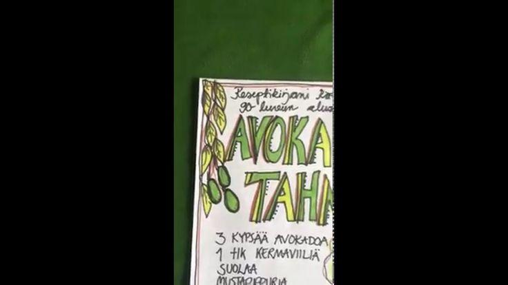 Avokadotahna
