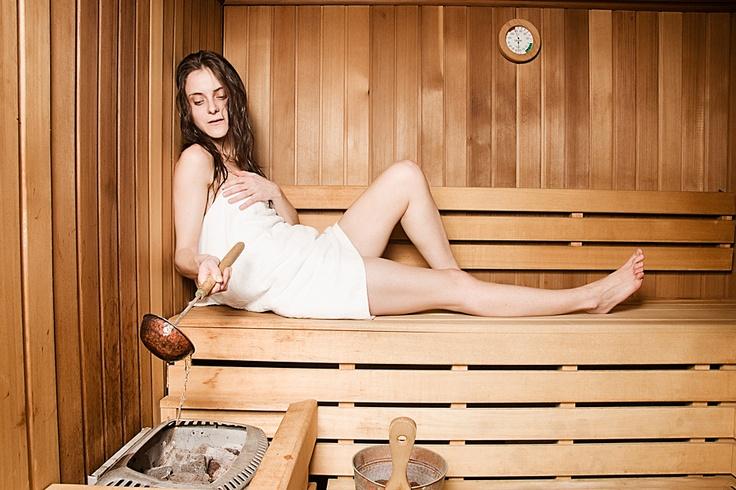 Hotel La Salve - Torrijos (Toledo) - Sauna finlandesa