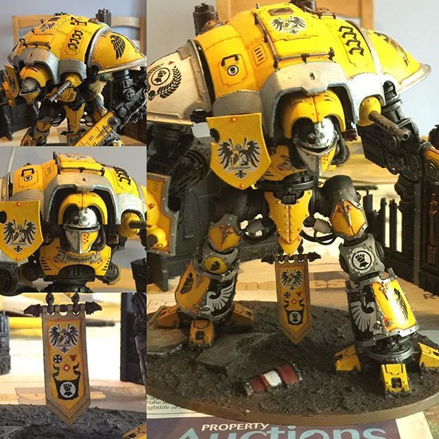 I found this awesome model painted by simonhibsey on the Games Workshop web store.