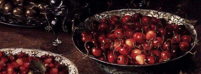 Mysteriet om de blodrøde kirsebær. Et mysteriespil om det mulige mord på Christian d. 2.'s elskerinde Dyveke. Del af Kerteminde Kirsebærfestival 2016