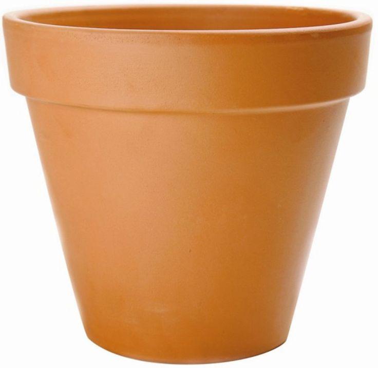 4 In. Flower Pot - Terra Cotta