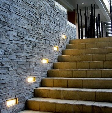best 25 stair lighting ideas on pinterest led stair. Black Bedroom Furniture Sets. Home Design Ideas