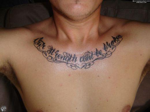 bible-verses-tattoos #Tattoosformen