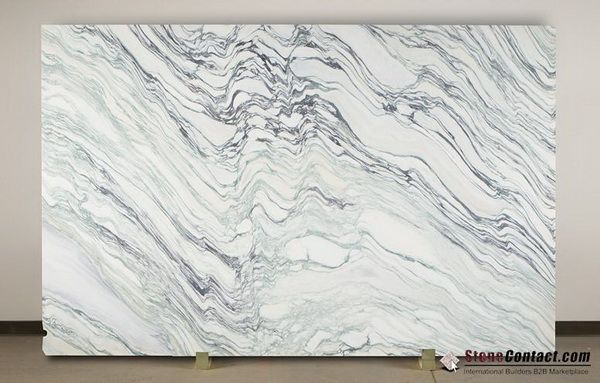 Marble - Bianco Ondulare | from Italy