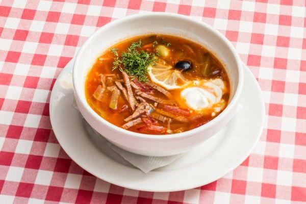 Солянка с курицей, ссылка на рецепт - https://recase.org/solyanka-s-kuritsej/  #Рецептыдлядиабетиков #Супы #блюдо #кухня #пища #рецепты #кулинария #еда #блюда #food #cook
