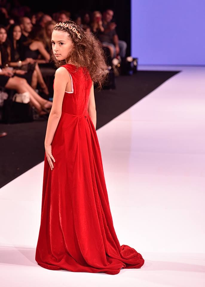 Model: Isabel  Couture: lulu et gigi Crown: Blair Nadeau Millner Event: Art Hearts Fashion Show LA