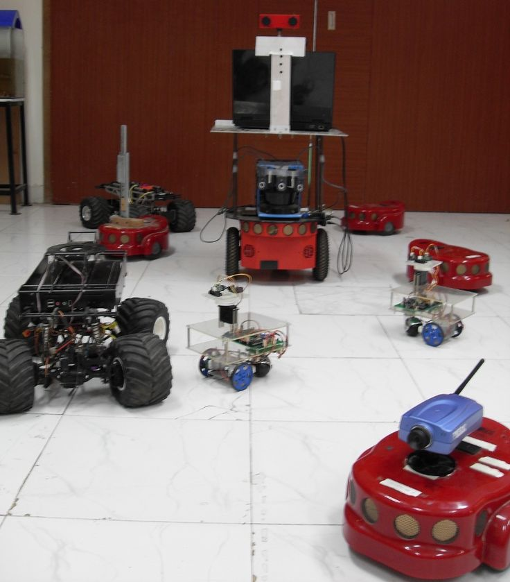 research robotics papers In-depth reports and recommendations on key robotics sectors  of papers that  scope the state and future research priorities in robotics and.