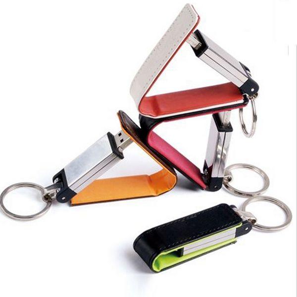 KeyChain Leather 8GB 32GB 64GB 4 Colors Pendrive Memory Stick Gift Metal 3.0 USB Flash Drive 128GB 256GB 512GB Pendrives 16GB //Price: $8.99 & FREE Shipping //     #hashtag1