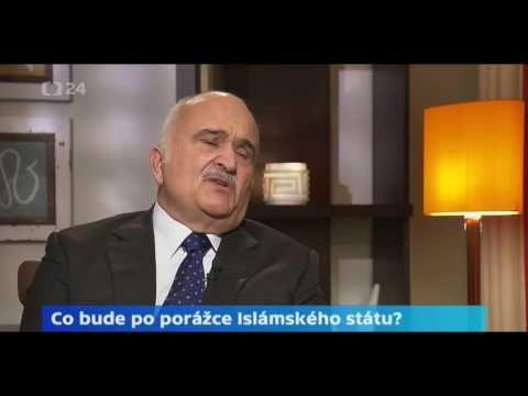 Jordánský princ Hasan bin Talál - Islámský stát nikdy neskončí. - YouTube