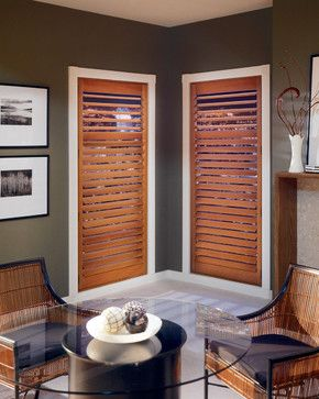Elegant Modern Window Blinds Ideas