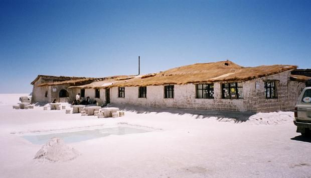 Salt Hotel Salar Uyuni, Bolivia Where's Pepper? | The Travel Tart Blog