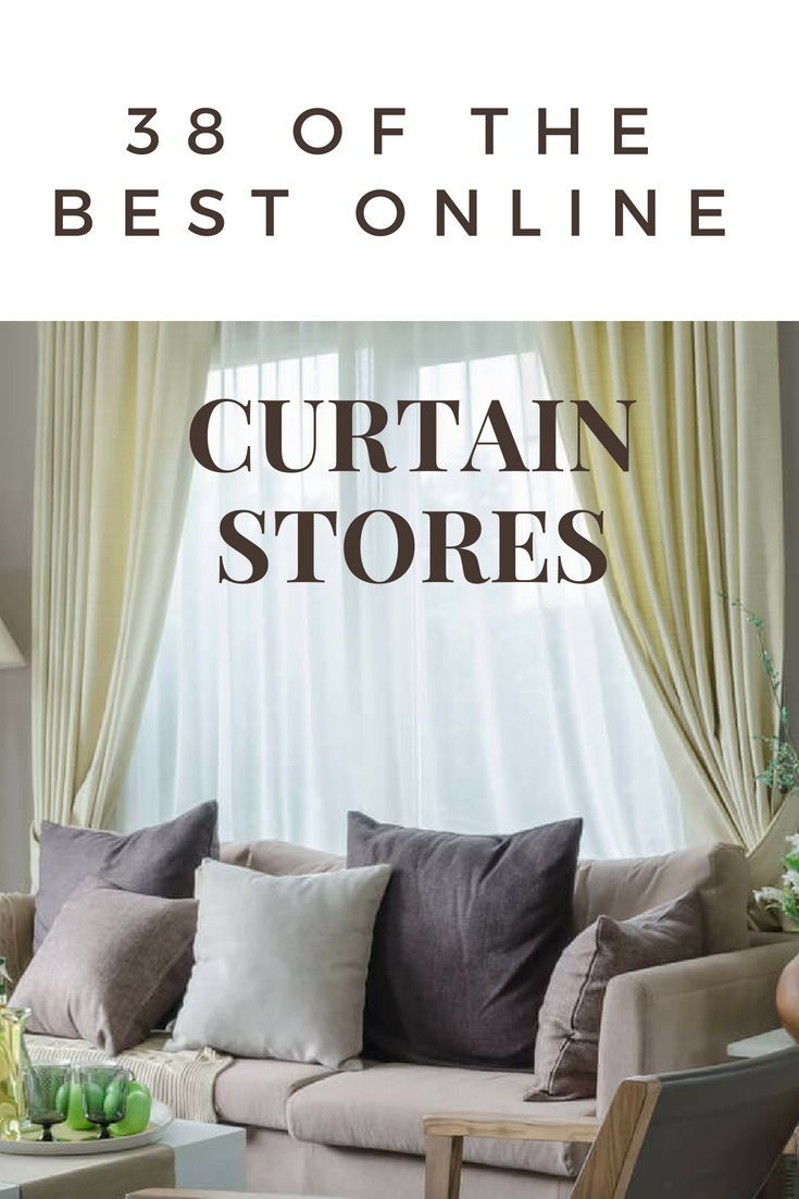 38 Of The Best Online Curtain Stores Mega List Curtain Store