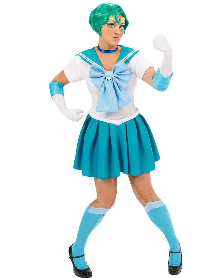 Sailor Moon Halloween Costumes Party City