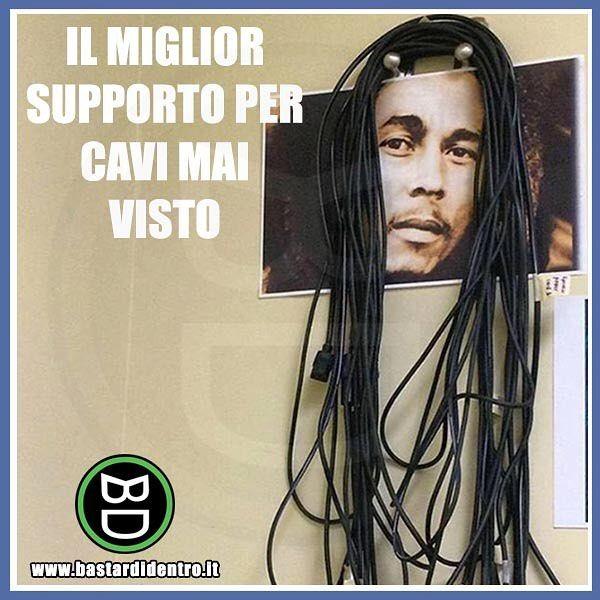 Tagga i tuoi amici e condividi le risate! #bastardidentro #capelli #cavi www.bastardidentro.it