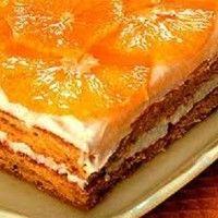 Ореховый торт по-чешски