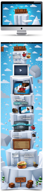 5 talentueux Webdesigners et Designers d'interface #5 Emi Szkurlat
