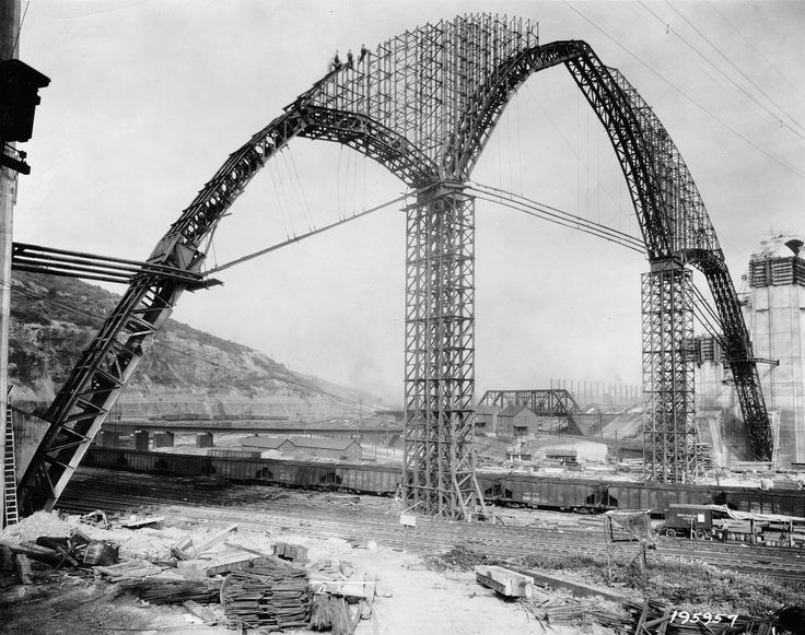 The Digs: Pittsburgh Post-Gazette | 1932: The George Westinghouse Bridge, Pittsburgh's...