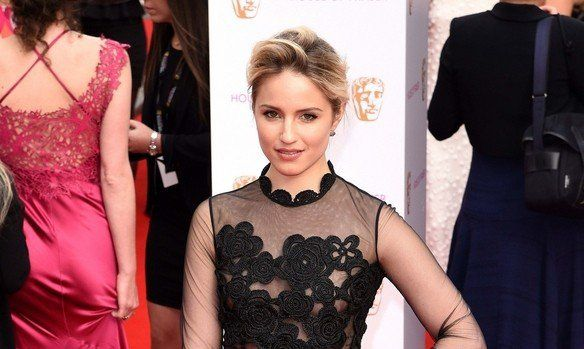 New Celebrity Couple: 'Glee' Star Dianna Agron Is Dating Mumford and Sons' Winston Marshall #diannaagron #winstonmarshall #mumfordandsons #glee #celebritycouple