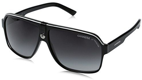 Carrera 33/S Aviator Sunglasses - Protect your eyes with these stylish Carrera33S sunglasses by Carrera. These sunglasses are made of plastic, are 100% brand new and include the manufacturer's one-year warranty.