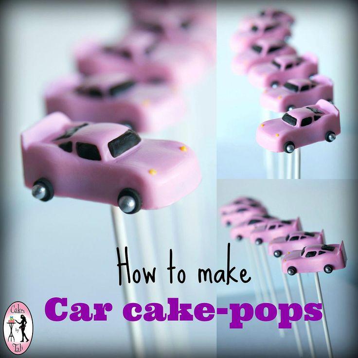 Cakes by Tali | Custom Cakes Ventura | Cake-pops Ventura | Tutorials