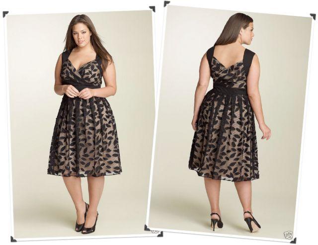 Graças à Deus as empresas estão prestando atenção nas mulheres que estão acima do peso e produzindo Vestidos de Festa Para Gordinhas.