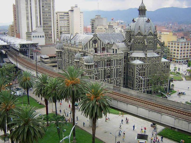 Palacio de la Cultura, Medellín.