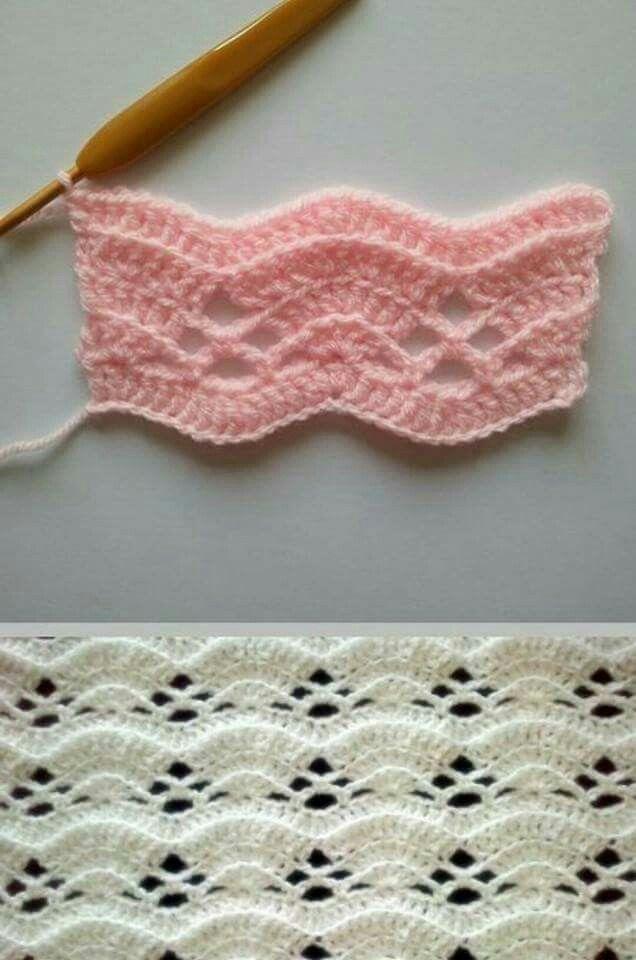 puntadas crochet