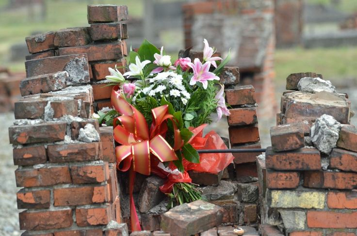 Several hundred people attended the ceremony, which took place at the former German Nazi concentration and extermination camp Auschwitz II-Birkenau. At the monument commemorating the extermination of the Roma and Sinti on the site of the former Zigeunerfamilienlager, wreaths were laid and tribute paid to the victims.  More: http://auschwitz.org/en/museum/news/roma-and-sinti-genocide-remembrance-day,1168.html