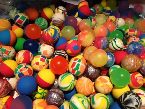 20 BOUNCY JET BALLS BIRTHDAY PARTY LOOT BAG TOY FILLERS QUICK POST | eBay