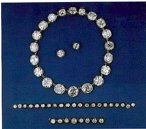 Exposition : Marie-Antoinette à Versailles (1955) - Les bijoux  0f2ca2d9e23b04c006c8a2794ebb203b