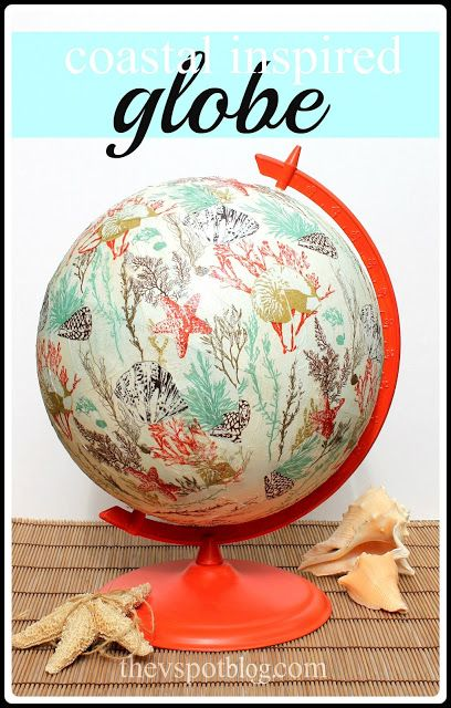 Globe DIY Projects As the World Turns