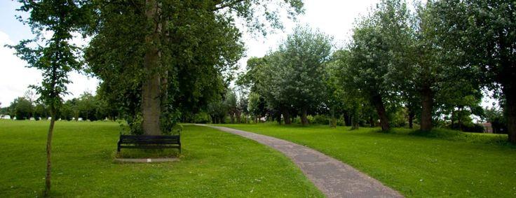 Swanley splash park