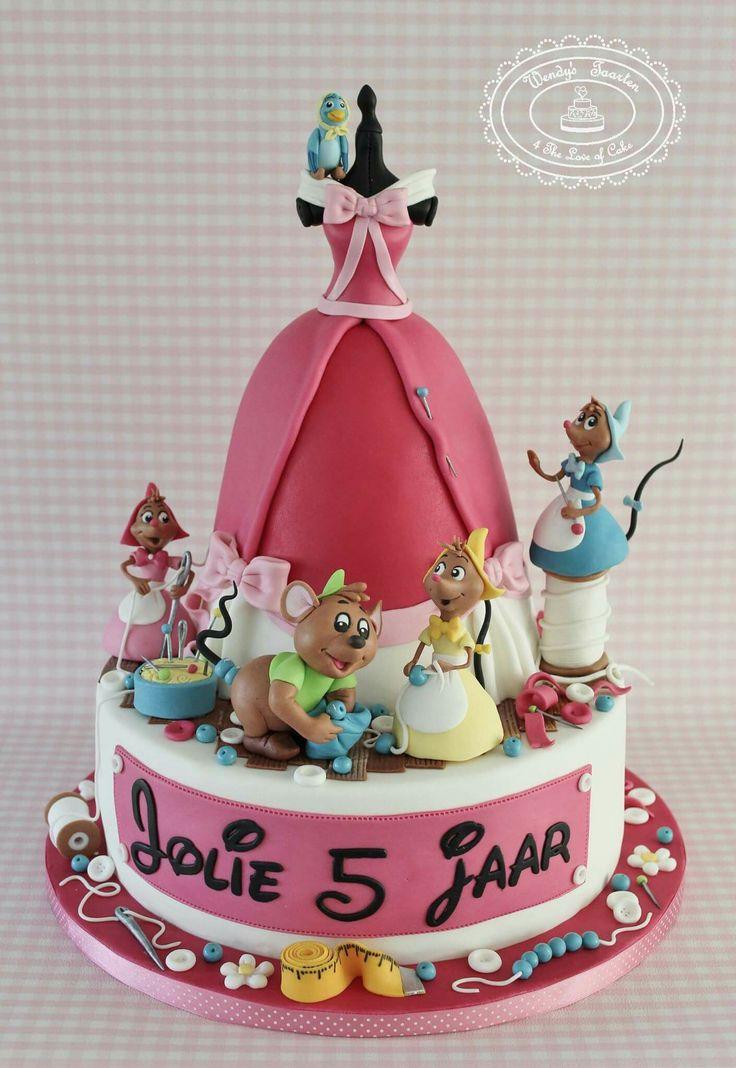 dress cinderella cakes children cake eat cake amazing cakes dresses ...