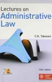 Lectures on Administrative Law Paperback ? 2012