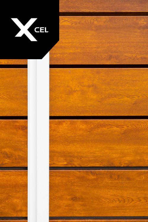 Arete Massive is a system of modern fences made of aluminium panels. Natural looking wood coating makes it durable alternative for wooden fences.   Horizon Massive to nowoczesny system ogrodzeń aluminiowych. Powłoki drewnopodobne o naturalnym wyglądzie sprawiają, że jest to trwała alternatywa dla drewna.