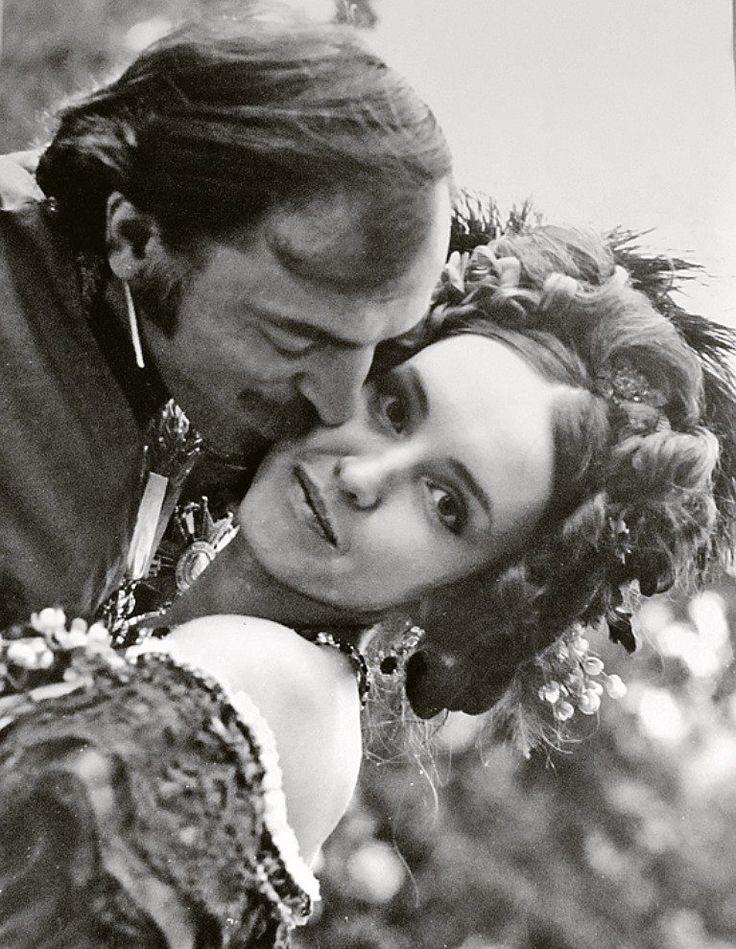 Михаил Боярский и Анна Самохина 767×990 пикс