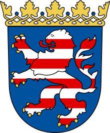 ヘッセンの統治者一覧 - Wikipedia