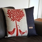 Cushion Cover by The Wiggle Tree on Madeit