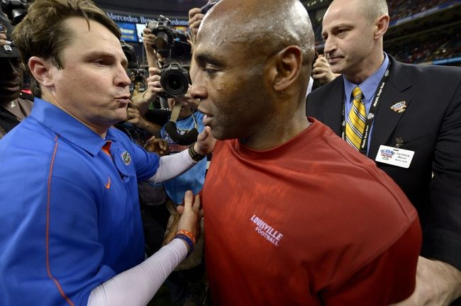 CFB News: Coaching Candidates Who Could Replace Florida Gators Will Muschamp