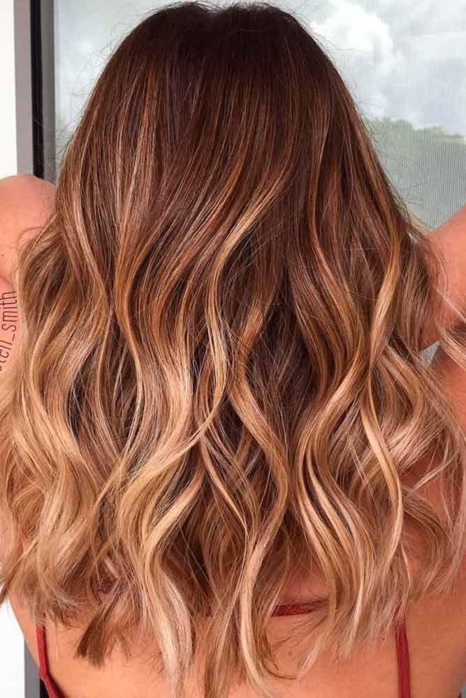 Idée de couleur et de hairstyle pour les femmes 2017/2018: superbes nuances de cheveux blonds Voir