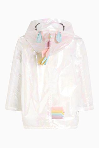 91146bcf4 Buy Iridescent Unicorn Jacket (3mths-6yrs) from the Next UK online shop