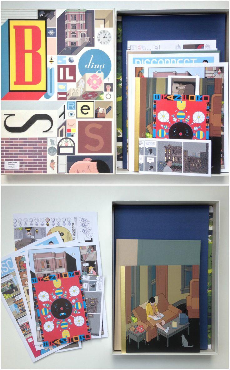 Building Stories, Chris Ware