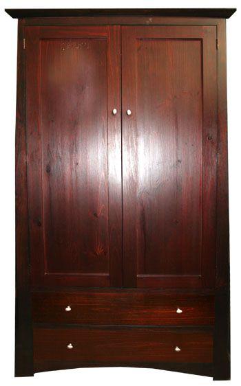 best 25 pine wardrobe ideas on pinterest painting pine. Black Bedroom Furniture Sets. Home Design Ideas