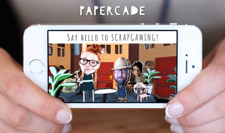 Papercade is now available for iPhone! Download it now at http://get.papercade.com.
